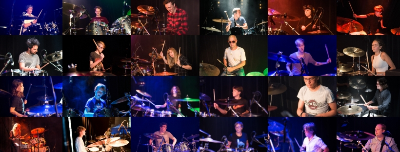 Alle drummers